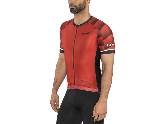 Northwave Storm Air SS Jersey Men red